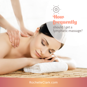 lymphatic massage frequency