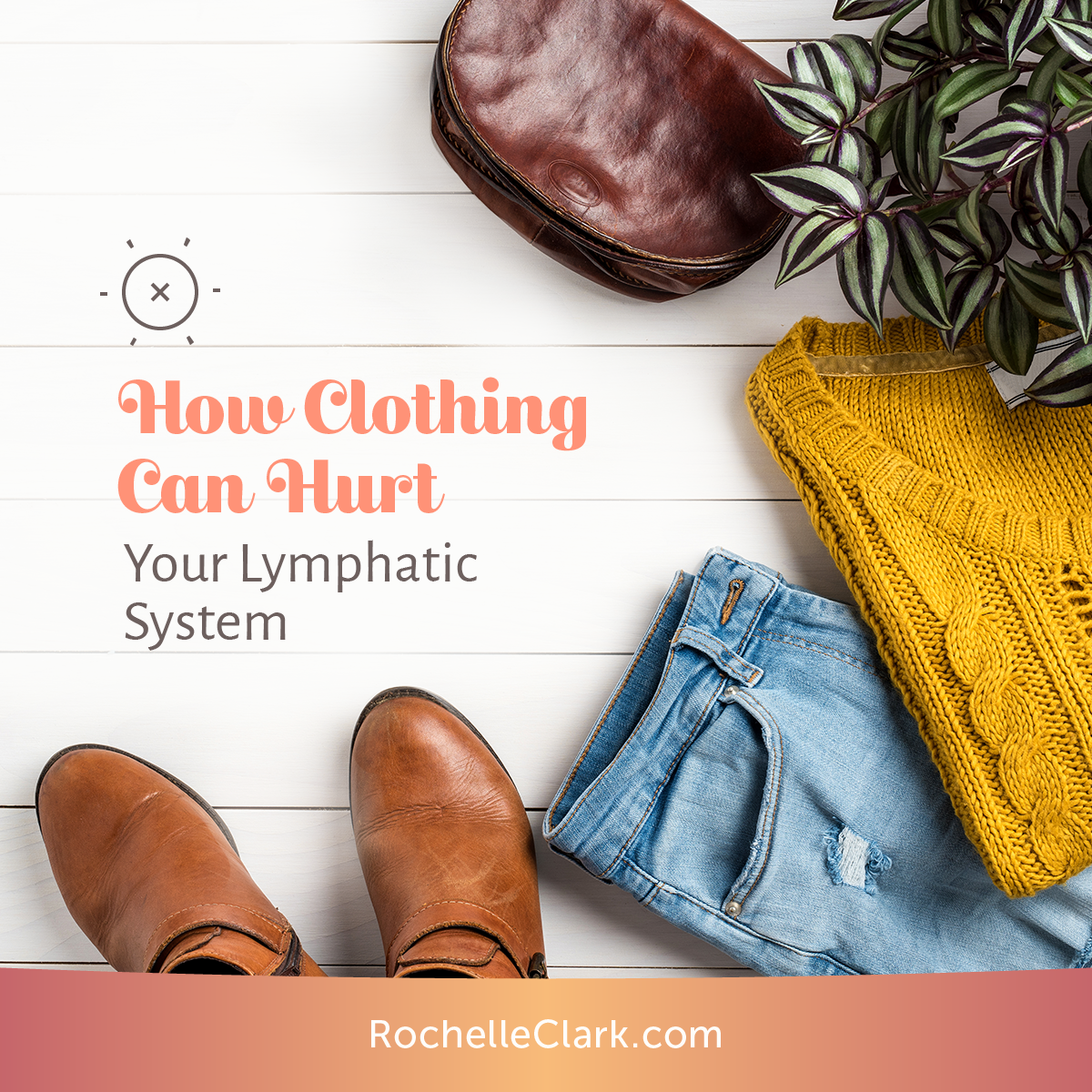 How Clothing Can Hurt Your Lymphatic System (Plus Fashion