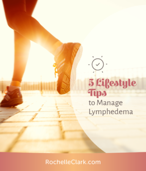 manage lymphedema